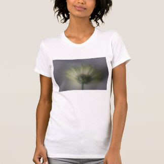 T-shirt Tee - shirt de fleur de chrysanthème