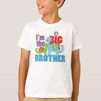 T-shirt Tee - shirt de frère de dinosaures