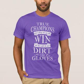 T-shirt Tee - shirt de gardien de but du football du