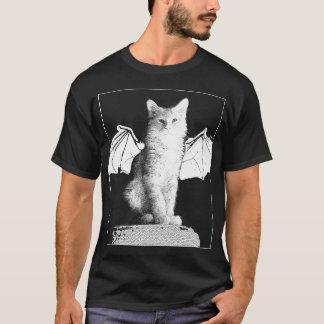 T-shirt Tee - shirt de Halloween de chat de gargouille