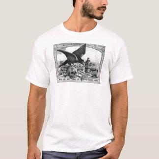 T-shirt Tee - shirt de laboratoire d'alchimie
