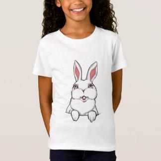 T-Shirt Tee - shirt de lapin de Pâques de poche de chemise