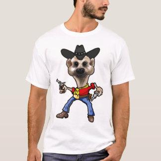 T-shirt Tee - shirt de manieur de pistolet