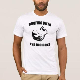 T-shirt Tee - shirt de Roofers, grands garçons