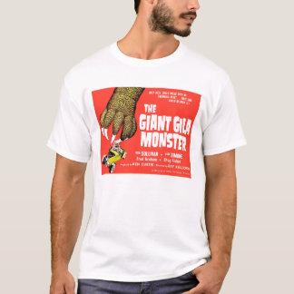 "T-shirt ""Tee - shirt du monstre de Gila géant"""