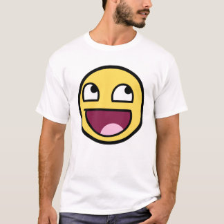 T-shirt tee shirt Happy smile !