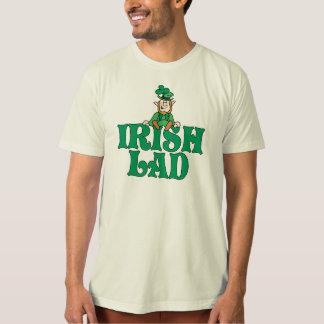 T-shirt Tee - shirt irlandais de jeune homme