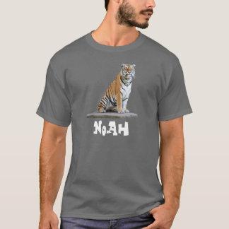 T-shirt Tee-shirt «tigre» Noah