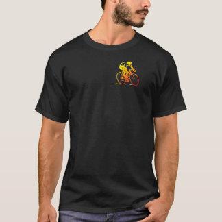 T-shirt Tee - shirts de recyclage customisés de course