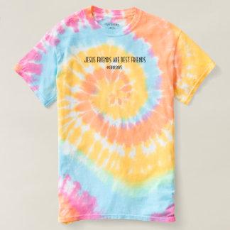 T-shirt Teignez en nouant Chris Nye 2