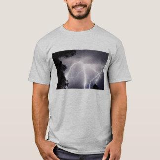 T-shirt tempête de foudre de mousson de l'Arizona d'oracle