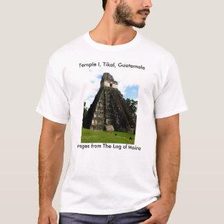 T-shirt Temple I, Tikal, Guatemala