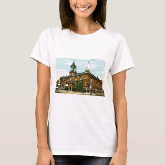 T-shirt Temple maçonnique, Fargo, le Dakota du Nord
