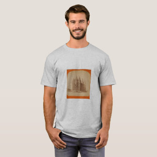 T-shirt Temple Salt Lake City