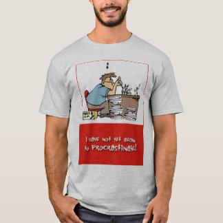 T-shirt Temporisez