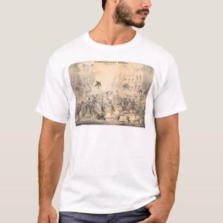 T-shirt Temps de Quakey de la terre (0785A)
