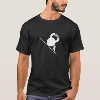 T-shirt Ténacité de Sisyphus Kettlebell