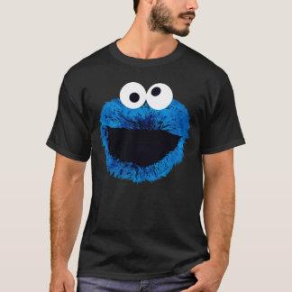 T-shirt Tendance d'aquarelle du monstre | de biscuit
