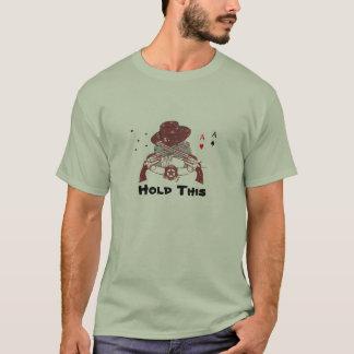 T-shirt Tenez ce cowboy