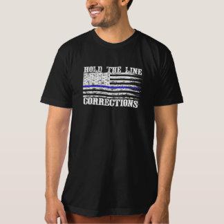T-shirt Tenez la ligne