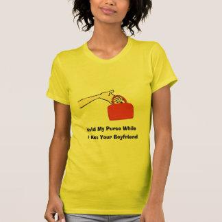 T-shirt Tenez-le !