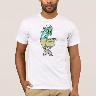T-shirt Tenez votre chat