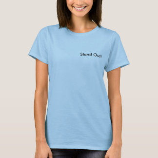 T-shirt Tenez-vous !