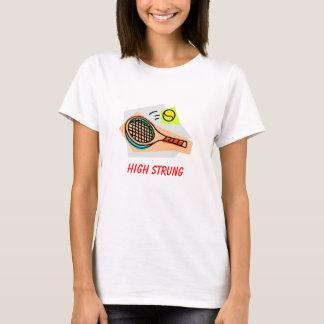 T-shirt Tennis ficelé par haute
