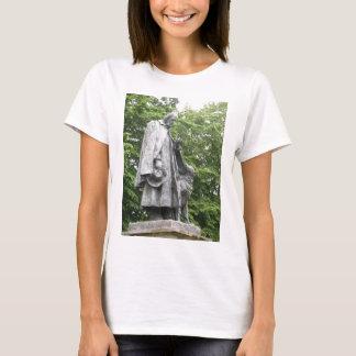 T-shirt Tennyson et son chien