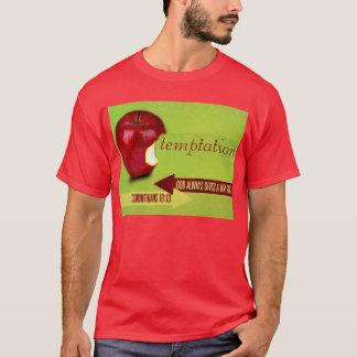 T-shirt tentation T