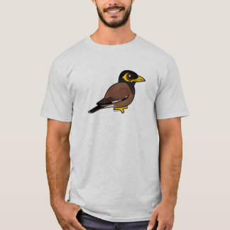 T-shirt Terrain communal Myna de Birdorable