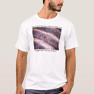 T-shirt Terrasses agricoles, citadelle de Pisac, Pérou