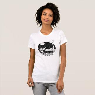 T-shirt Terre de La de La
