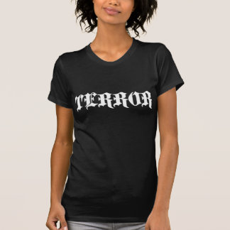 T-shirt Terreur - supplice