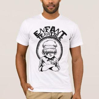 T-shirt terrible d'Enfant