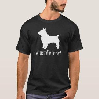 T-shirt Terrier australien