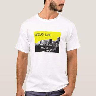 T-shirt TESS de ministères de la vie urbaine