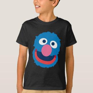 T-shirt Tête de Grover