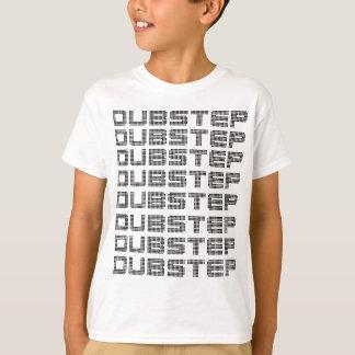 T-shirt Texte de Dubstep