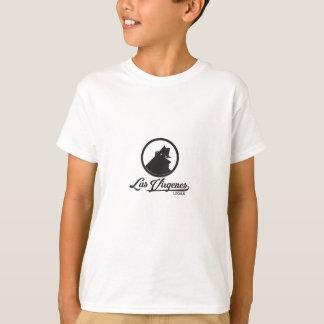 T-shirt Texte de marque de gens du pays de visibilité