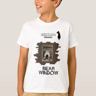 T-shirt The bear window
