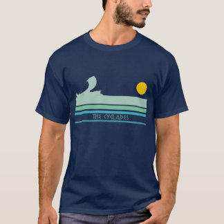 T-shirt The Cyclades