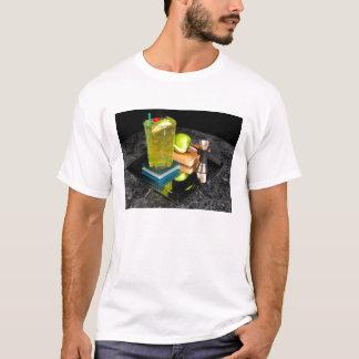 T-shirt Thé d'île d'Apple
