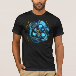 T-shirt The loom black spider in the hole interstellar eXi