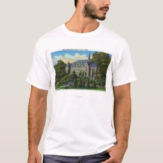 T-shirt Théâtre de variétés de Skinner de belle,