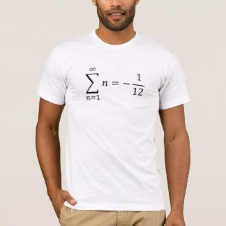 T-shirt Théorie de ficelle