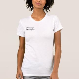 T-shirt Thérapie de massage
