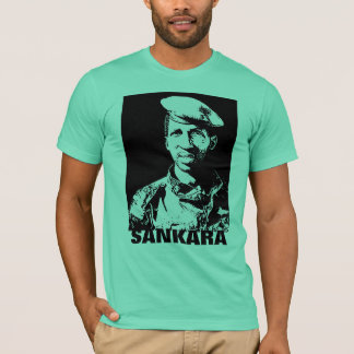 T-shirt Thomas Sankara