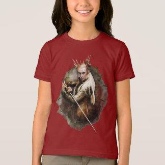 T-shirt Thranduil avec l'épée