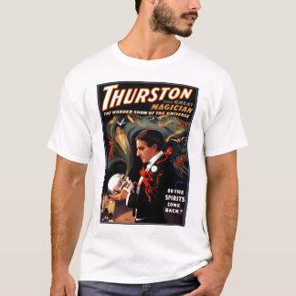 "T-shirt Thurston - ""faites les spiritueux revient ?"" Tee -"